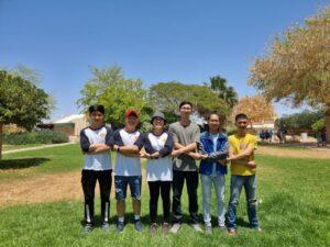 Tấm lòng vàng của nhóm sinh viên Chương trình thực tập nghề Israel dành tặng cho sinh viên khoá sau